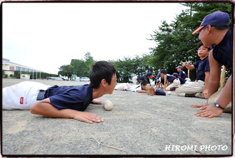 9/4の練習風景3