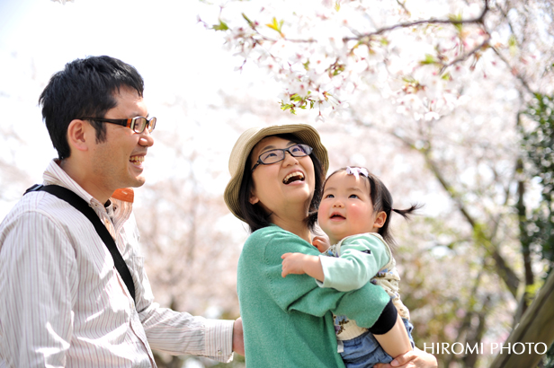 桜フォト@ゆめ公園