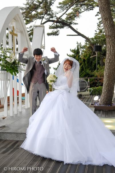 お誕生日に結婚式!