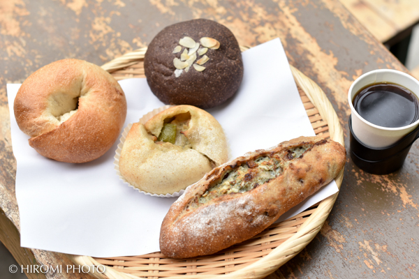 ベッカライ和っしょいさんのパン