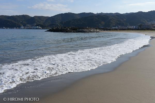 伊豆多賀の海