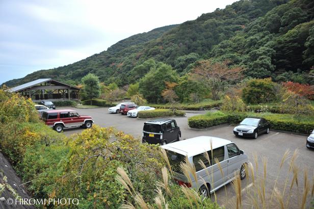 幕山公園駐車場