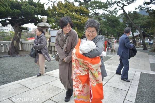 森戸神社で初宮参り_085s