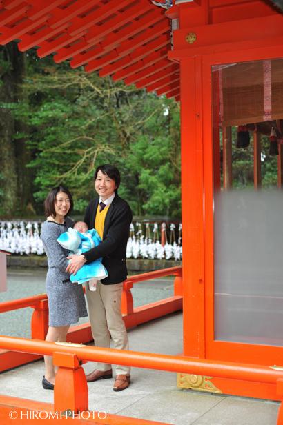 箱根神社でお宮参り_0909s