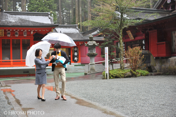箱根神社でお宮参り_1031s