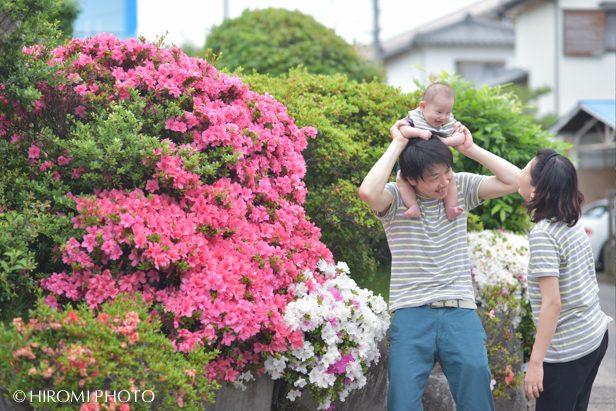 親子撮影会@函南まちの縁側まほろばにて