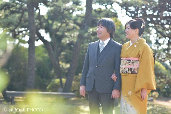 結婚記念ロケ