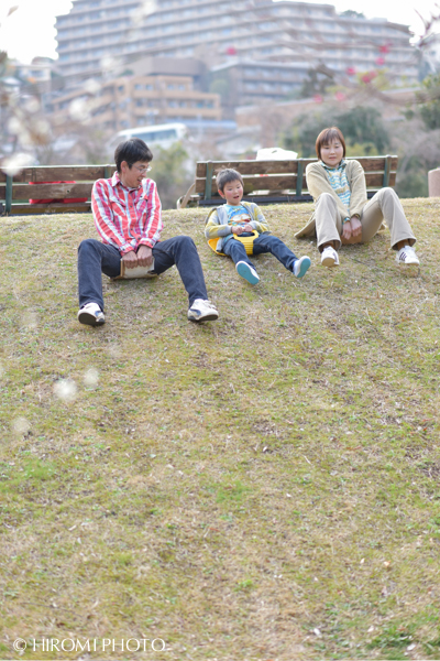 休日の家族写真_577s