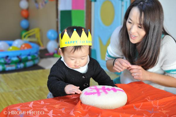 1歳のお誕生日_2013s