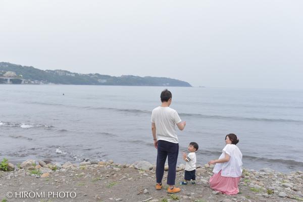 マタニティフォト/家族写真@湯河原吉浜