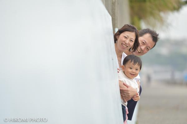 マタニティフォト/家族写真@湯河原海浜公園