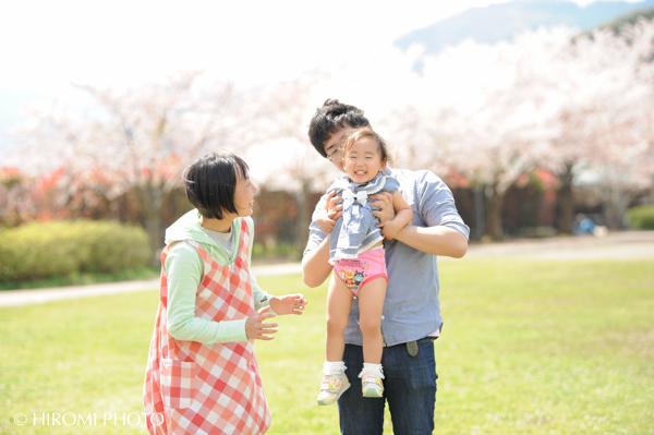 桜フォト@湯河原ゆめ公園